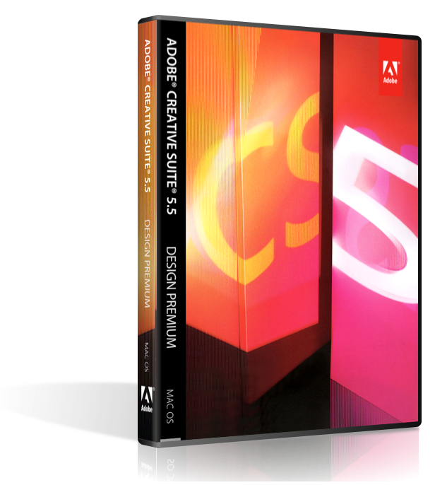 Adobe CS5.5 Design Premium for Mac