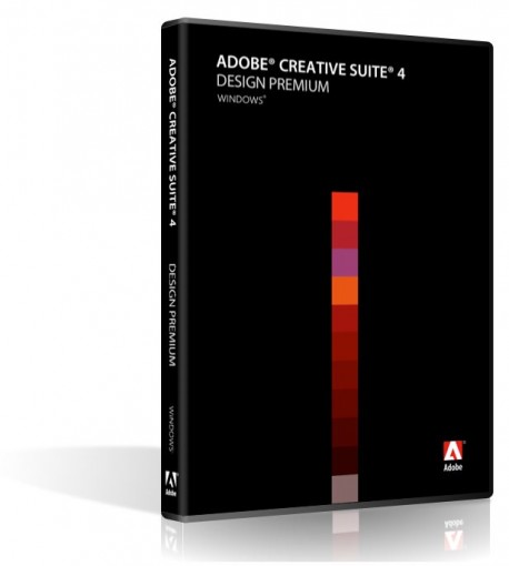 Adobe CS4 Design Premium for Windows