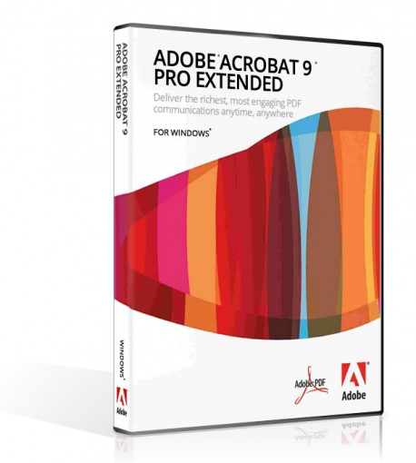 adobe acrobat 9 pro extended free download