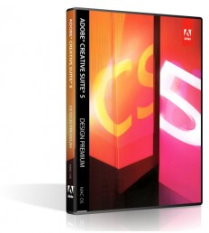 Adobe CS5 Design Premium for Mac
