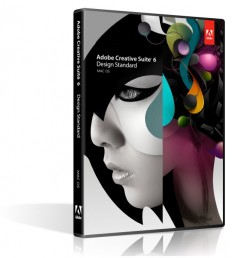 Adobe CS6 Design Standard for Mac