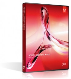Adobe Acrobat X Pro for Mac