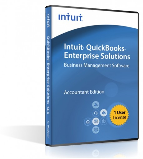 Quickbooks Enterprise v14 - 5 User