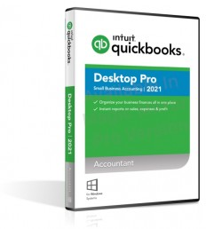 QuickBooks Pro 2021 - Accountant - All Inclusive